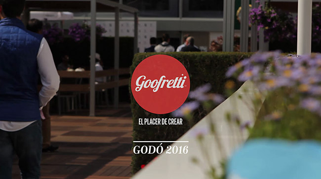Video de evento - Goofretti - Godó Barcelona Open - Servilleta de Papel