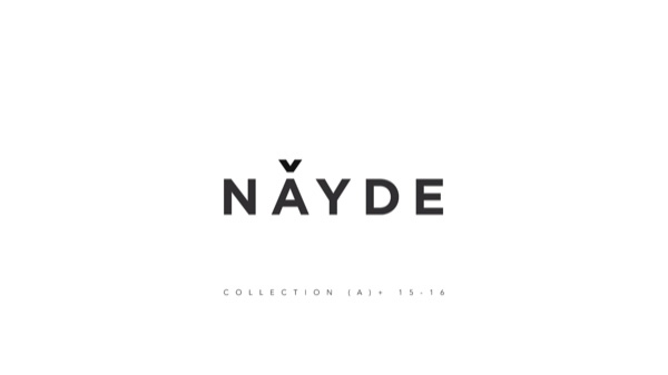 Nayde - (A)+ Collection AW2015-16 - Video corporativo