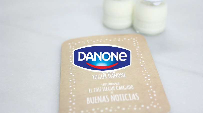 Video corporativo - Danone - Pastisseria Escribà - Servilleta de Papel