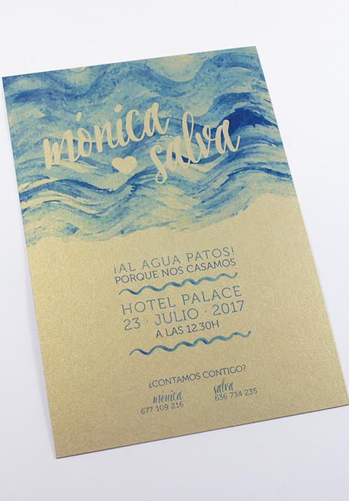 invitacion-ocean-oro